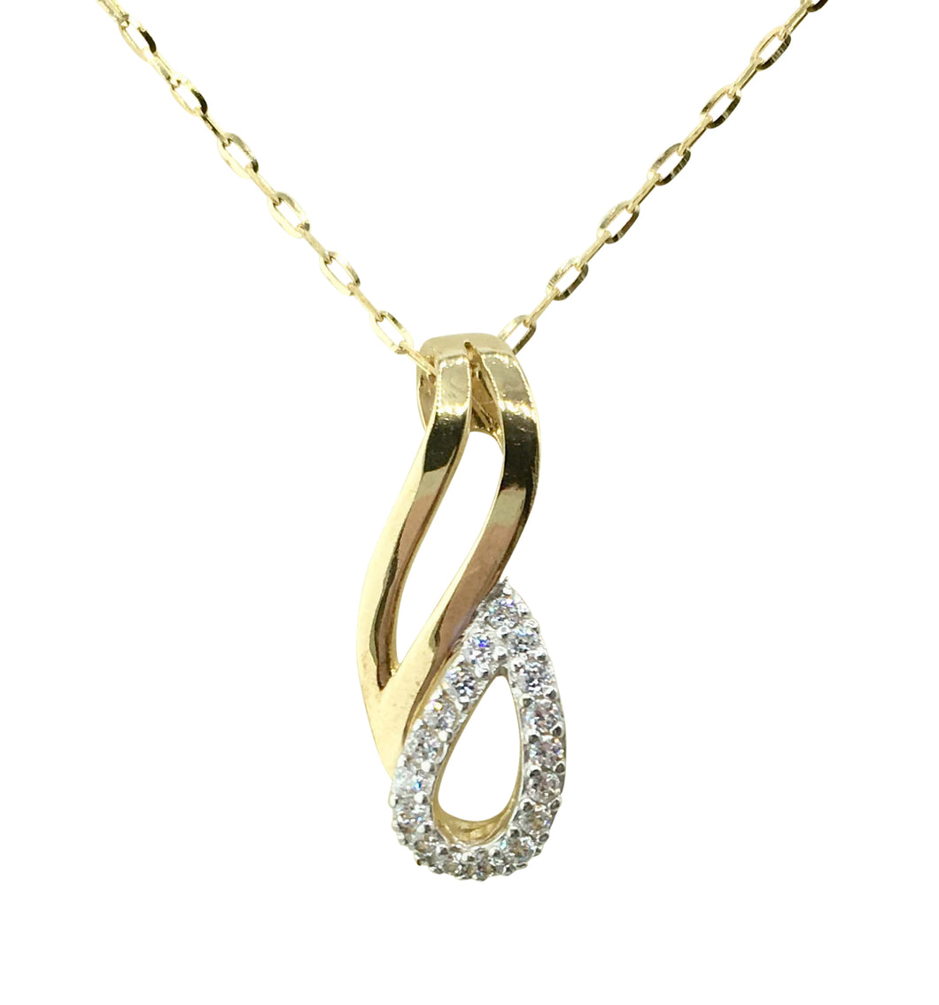 9ct. Gold Pendant