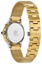 Load image into Gallery viewer, Citizen Ceci Diamond Ladies Gold Tone Eco-Drive Watch
