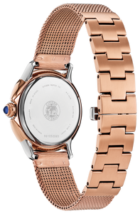 Citizen Ceci Diamond Ladies Rose Gold Tone Eco-Drive Watch