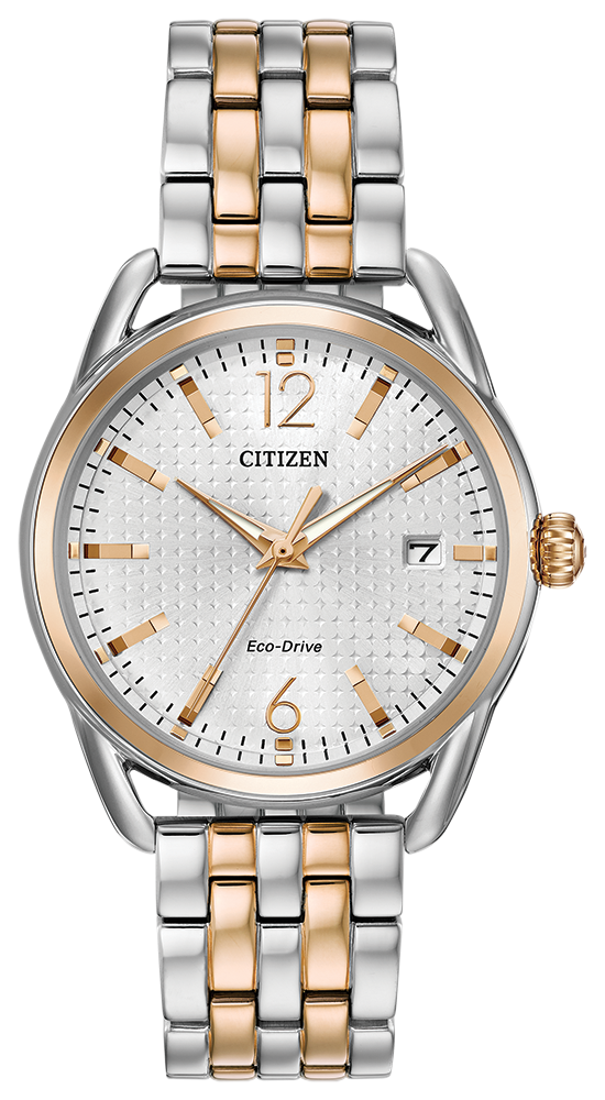 Citizen Eco-Drive Ladies Two Tone Watch