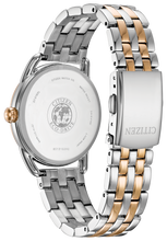 Load image into Gallery viewer, Citizen Eco-Drive Ladies Two Tone Watch