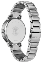 Load image into Gallery viewer, Citizen Silhouette Crystal Ladies Eco-Drive Stainless Steel Watch