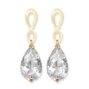 9ct. Gold Drop Earrings