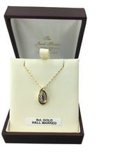 Load image into Gallery viewer, 9ct. Gold Two Tone Pendant