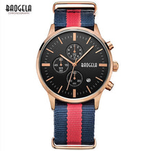 Load image into Gallery viewer, BAOGELA Casual Chronograph Quartz Watches for Men Man's Fashion