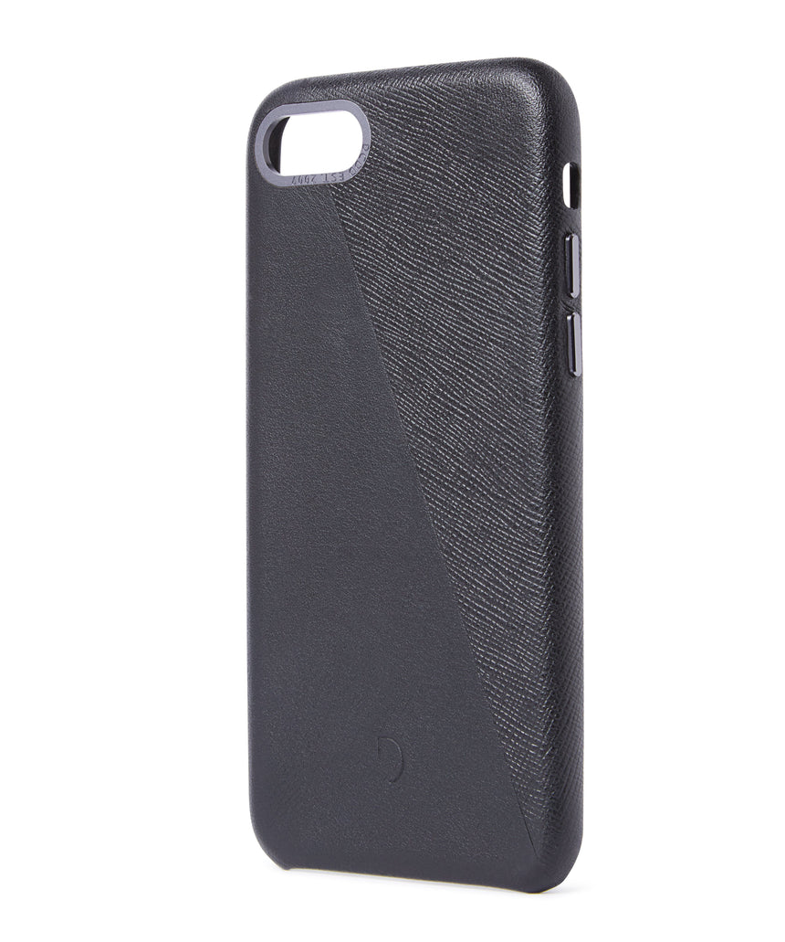 Back Cover Split Black / Space Grey - iPhone SE-Back Cover-Decoded Bags