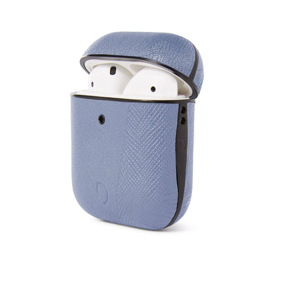 AirCase2 Split Ash Blue - AirPods 1 & 2-AirCase-Decoded Bags