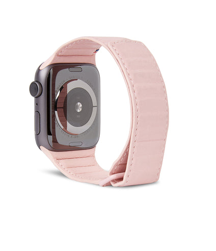 Traction Strap Silver Pink - 38 mm-Traction Strap-Decoded Bags