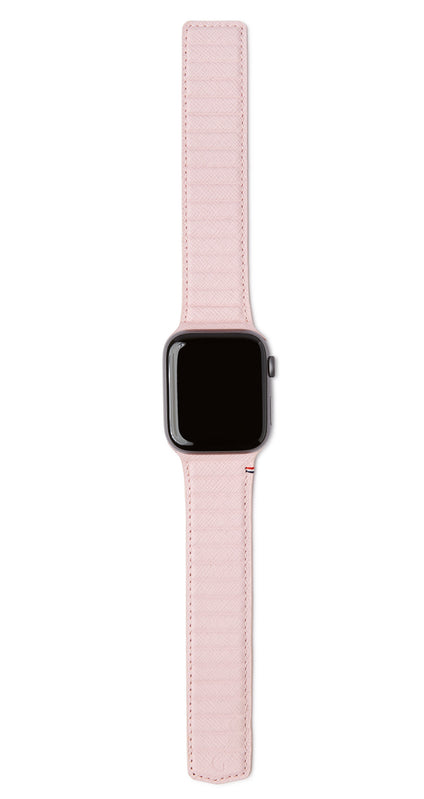 Traction Strap Lite Silver Pink - 40 mm-Traction Strap-Decoded Bags