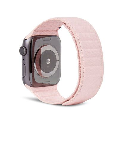 Traction Strap Lite Silver Pink - 38 mm-Traction Strap-Decoded Bags