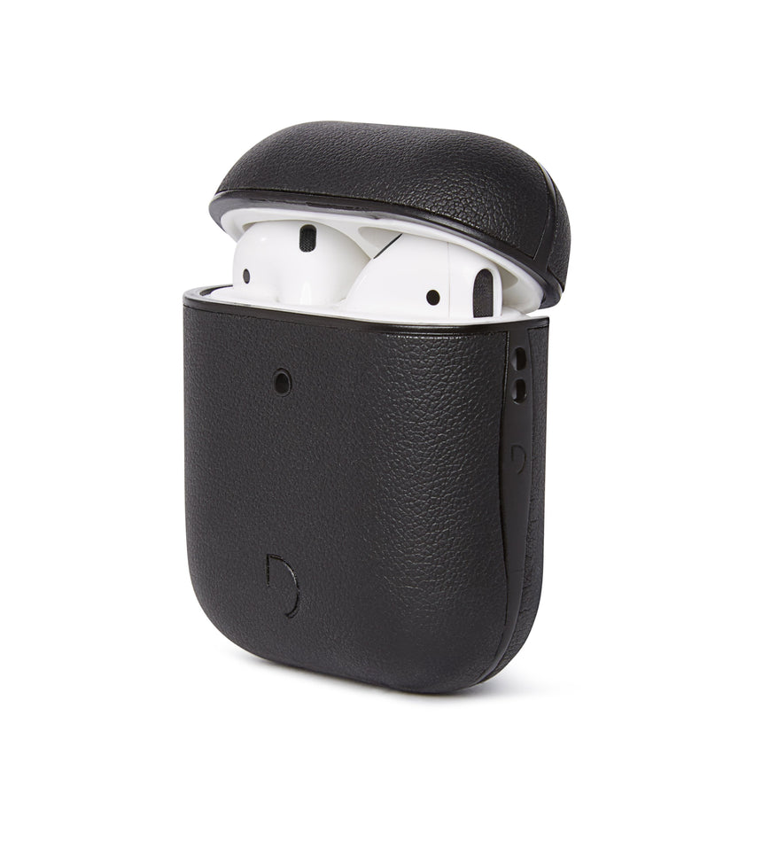 AirCase2 Black - AirPods 1 & 2-AirCase-Decoded Bags