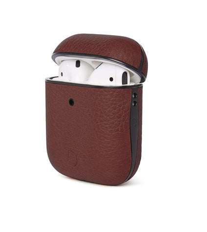 AirCase2 Brown - AirPods 1 & 2-AirCase-Decoded Bags