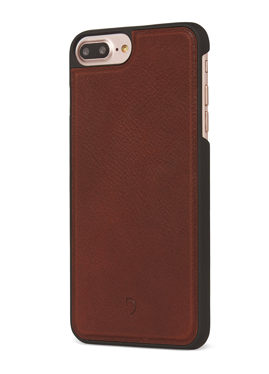 Detachable Wallet Brown - iPhone 8 Plus