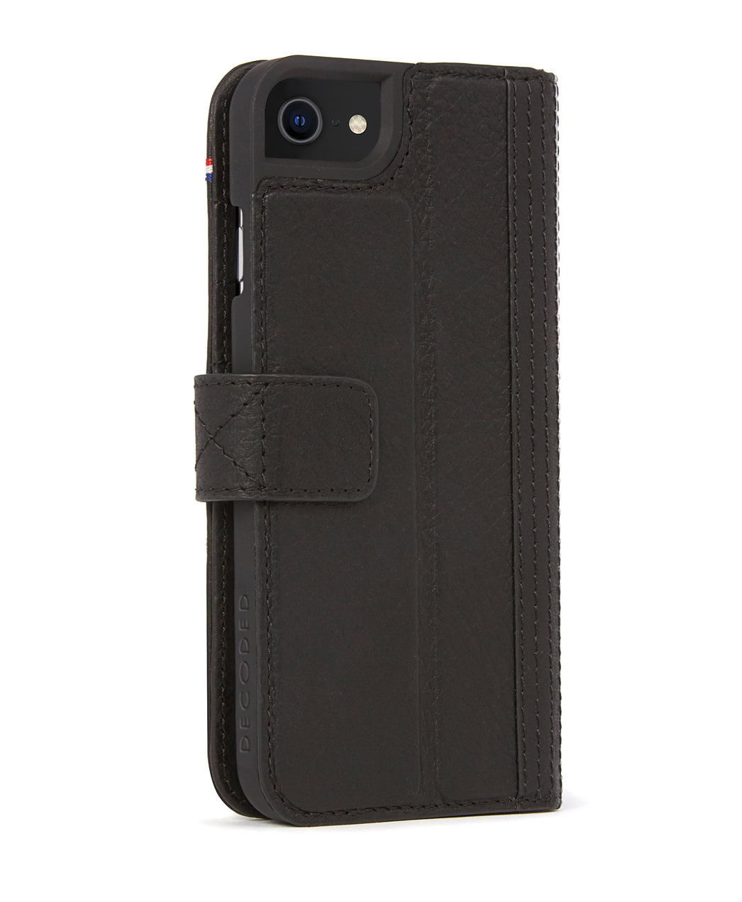Wallet Case Black - iPhone SE