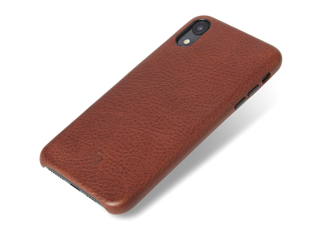 Back Cover Brown - iPhone XR