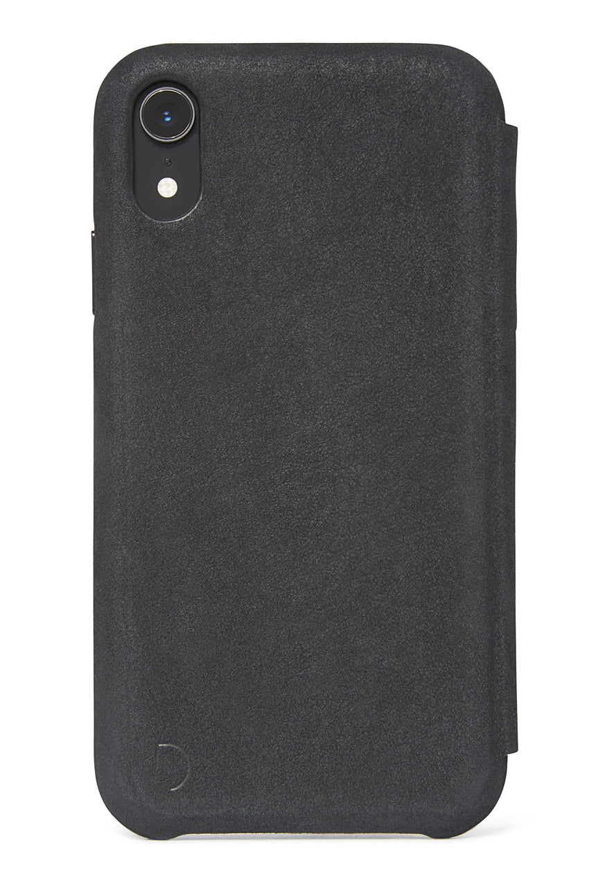 Slim Wallet Black - iPhone XR-Slim Wallet-Decoded Bags