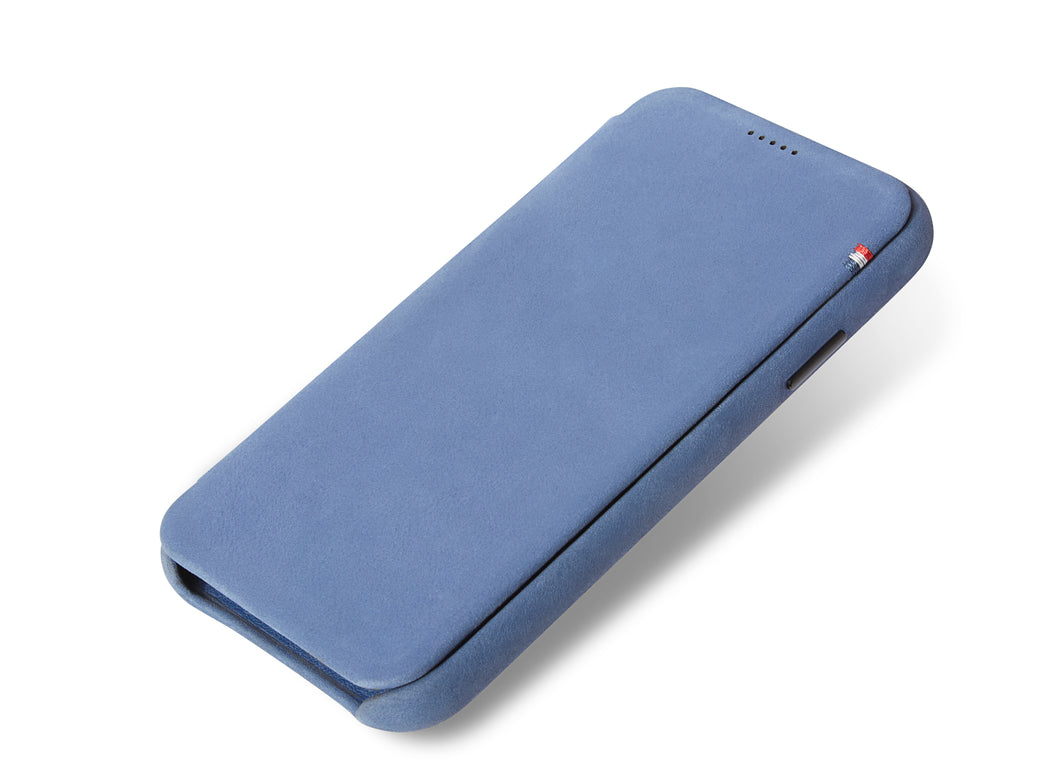 Slim Wallet Light Blue - iPhone XS Max