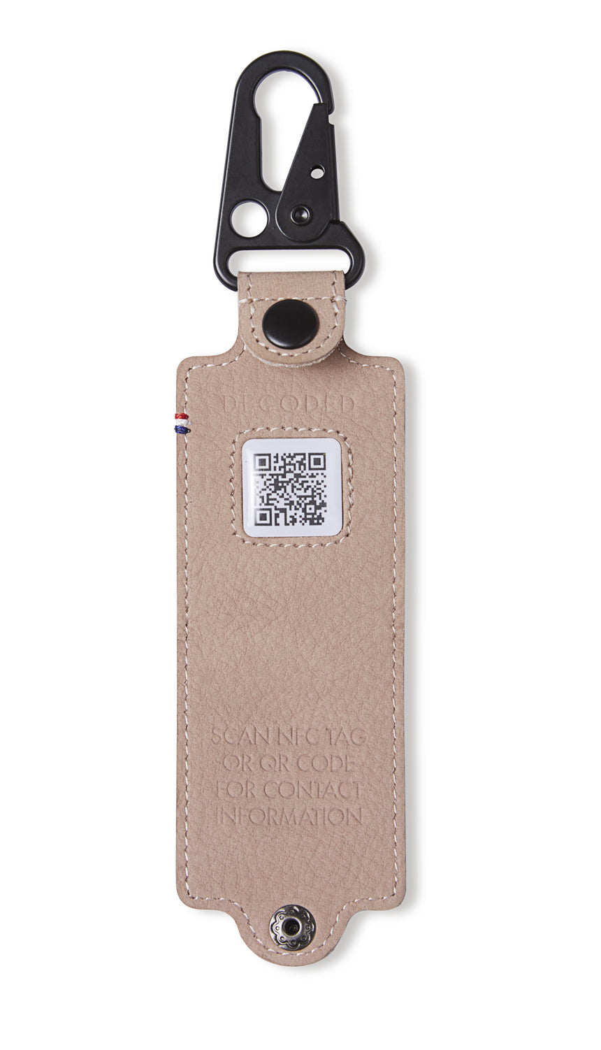 Travel Tag Rose-Travel Tag-Decoded Bags