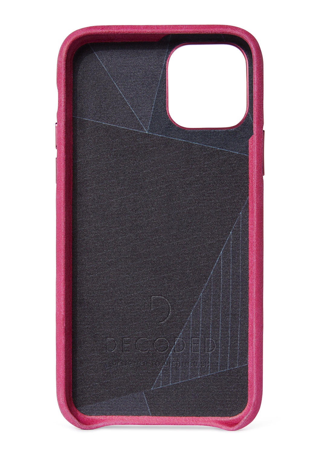 Back Cover Fuchsia - iPhone 11
