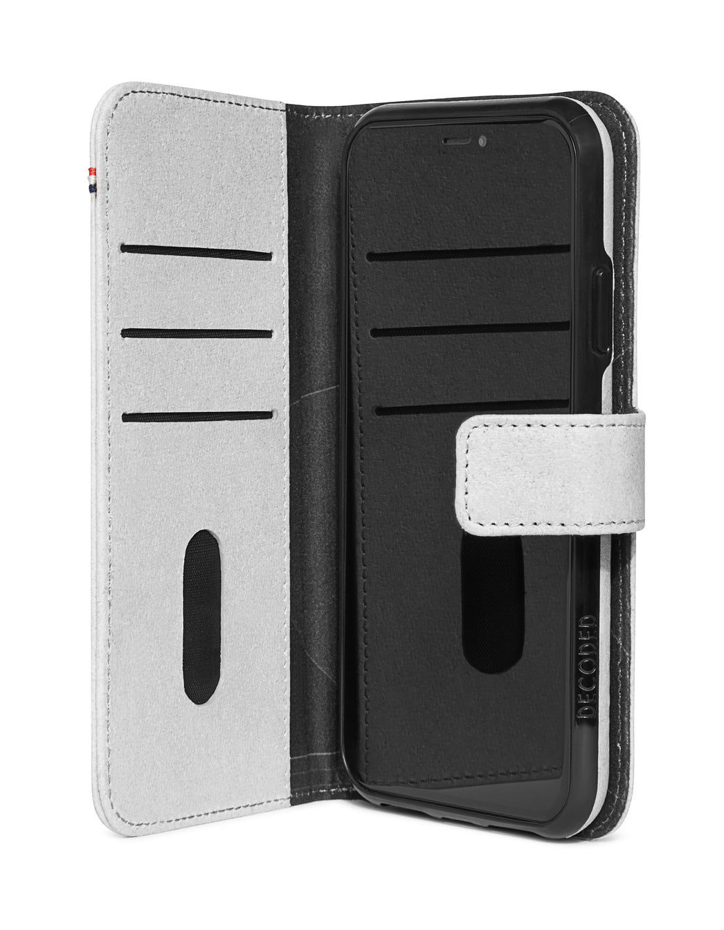 Detachable Wallet Recyc Grey - iPhone 11