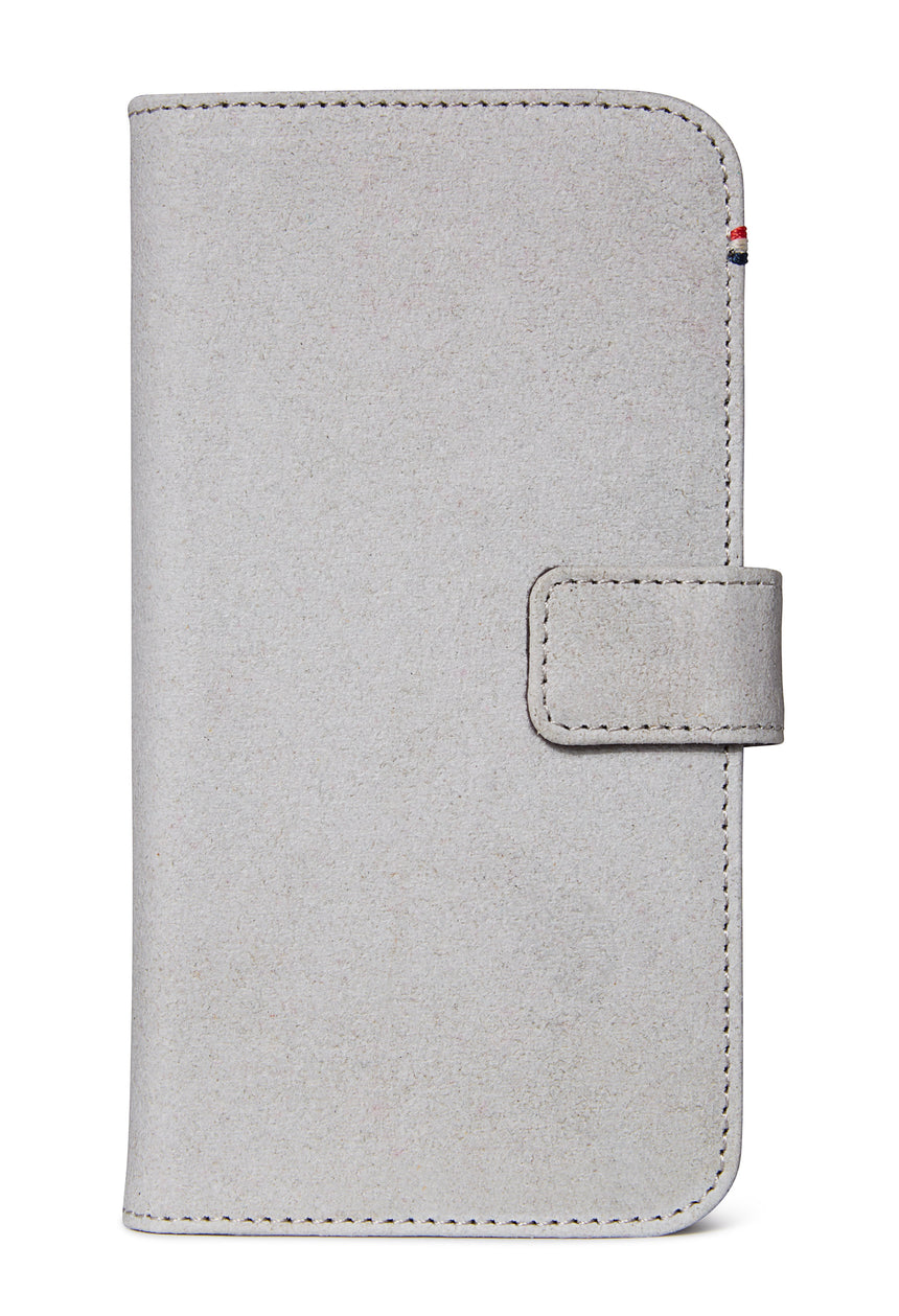 Detachable Wallet Recyc Grey - iPhone 11-Detachable Wallet-Decoded Bags