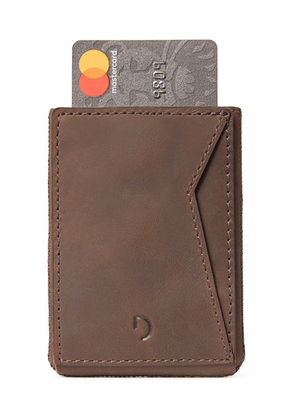 Pull Wallet Plus Brown