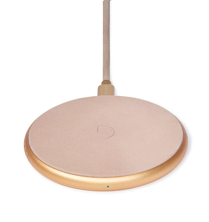 FastPad Wireless Charger Rose / Gold-FastPad Wireless Charger-Decoded Bags