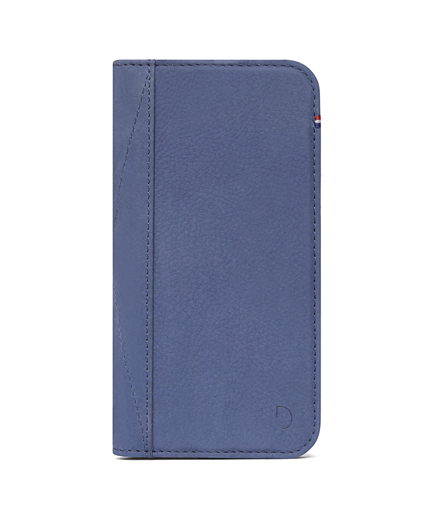 Wallet Case Light Blue - iPhone 8 Plus-Wallet Case-Decoded Bags