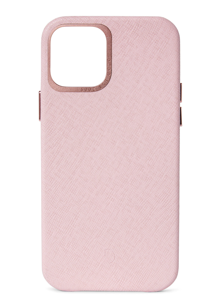 Back Cover Silver Pink - iPhone 12 Mini-Back Cover-Decoded Bags