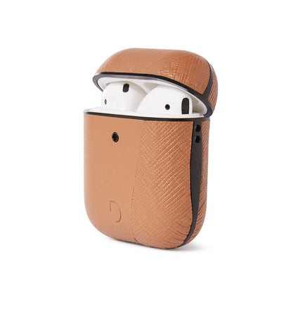 AirCase2 Split Terracotta - AirPods 1 & 2-AirCase-Decoded Bags