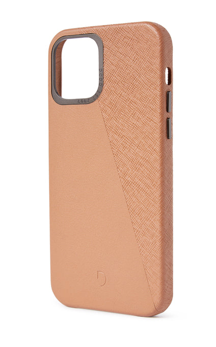 Back Cover Split Terracotta - iPhone 12-Back Cover-Decoded Bags