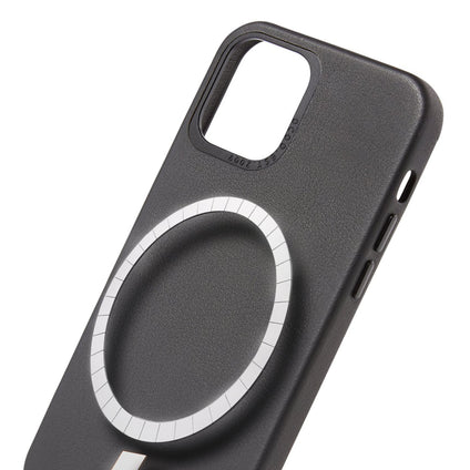 Back Cover Black - iPhone 12 Magsafe