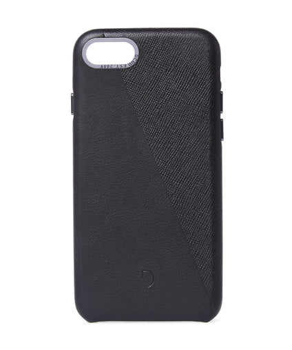 Back Cover Split Black / Space Grey - iPhone 8-Back Cover-Decoded Bags