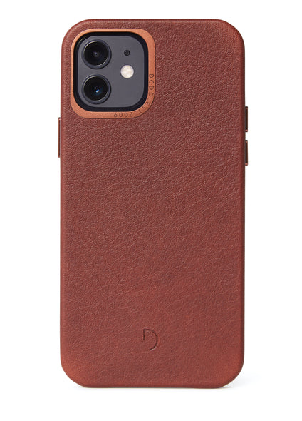 Back Cover Brown - iPhone 12