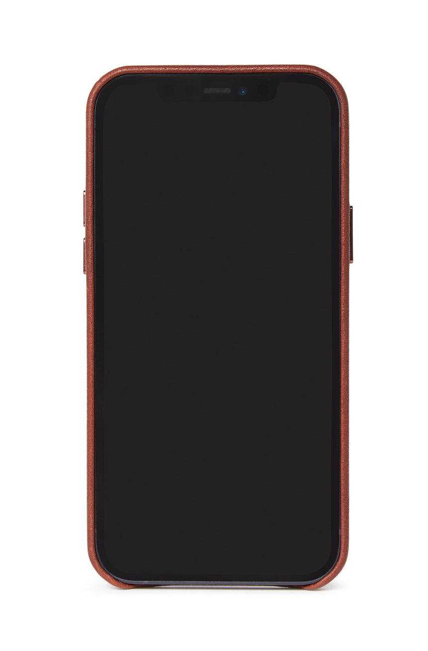 Back Cover Brown - iPhone 12 Pro