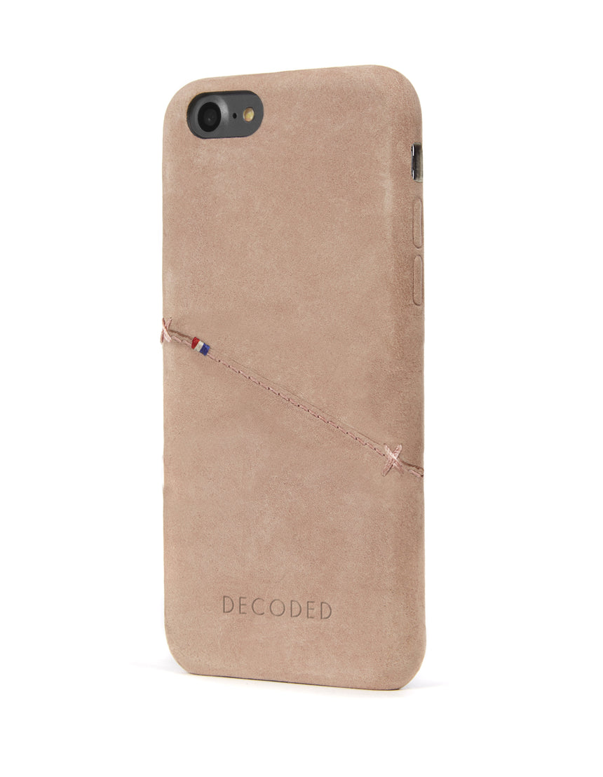Back Cover Card Case Rose - iPhone SE