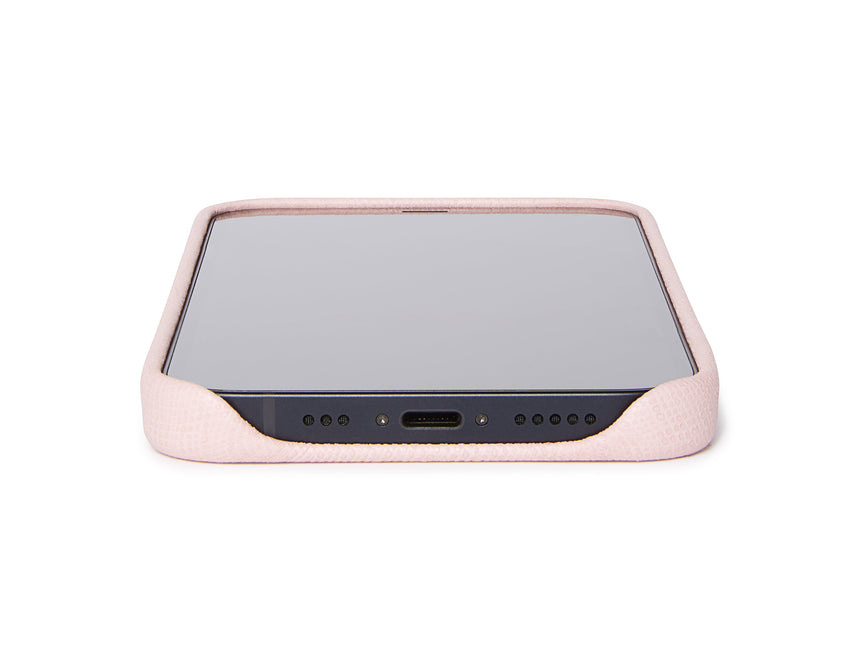 Back Cover Silver Pink - iPhone 12 Mini