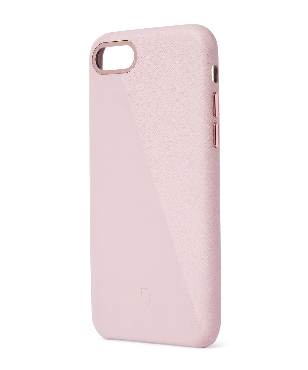 Back Cover Split Silver Pink / Rose Gold - iPhone 7