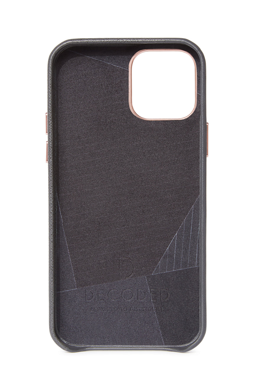 Back Cover Split Anthracite - iPhone 12 Pro