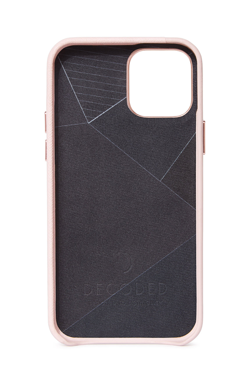 Back Cover Split Silver Pink - iPhone 12 Mini
