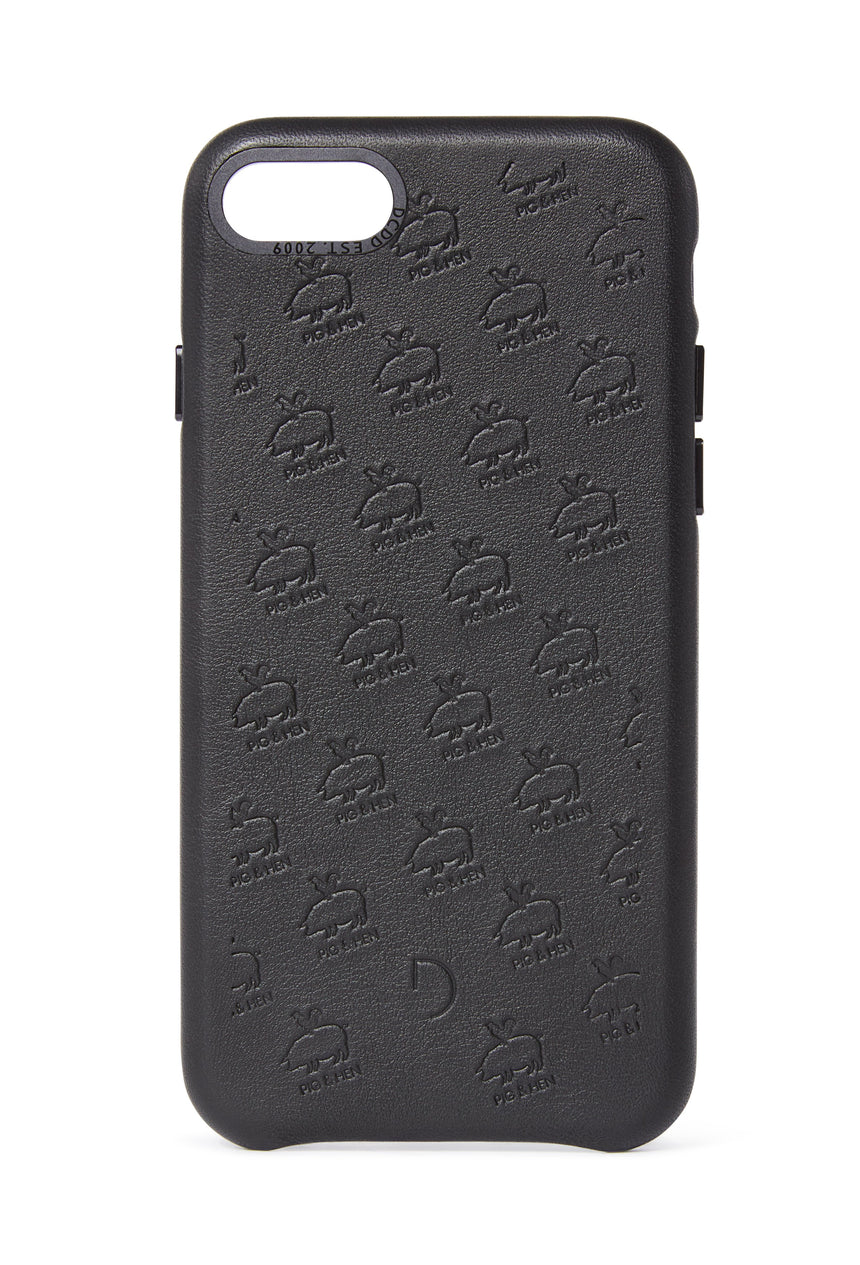Back Cover x Pig & Hen Black - iPhone 7