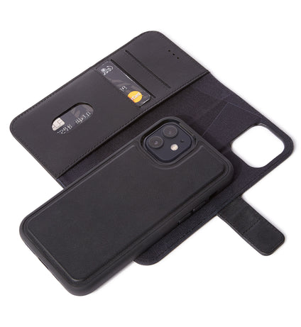 Detachable Wallet Black - iPhone 12