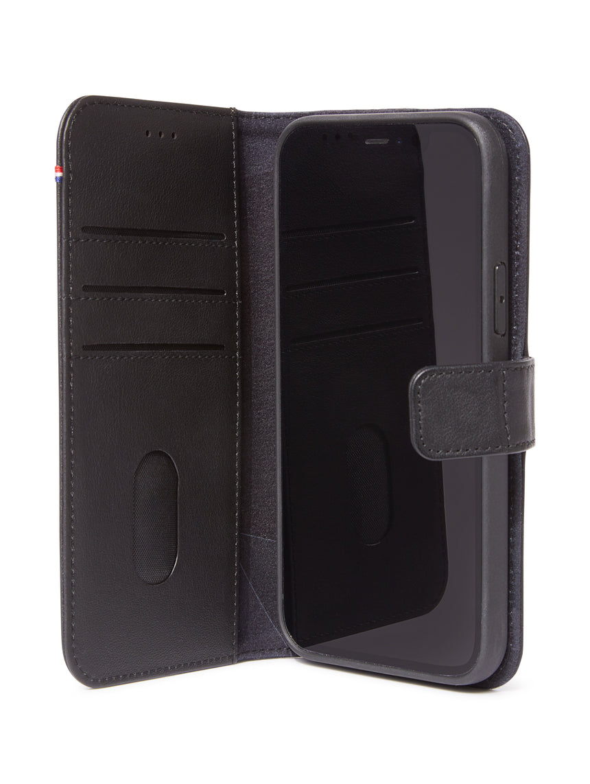Detachable Wallet Black - iPhone 12 MagSafe