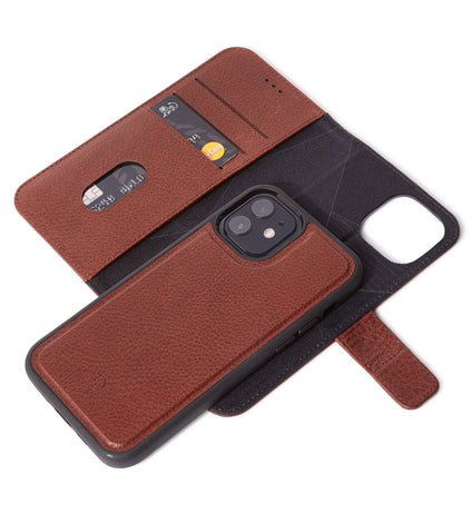Detachable Wallet Brown - iPhone 12 MagSafe