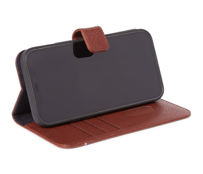 Detachable Wallet Brown - iPhone 12 Mini