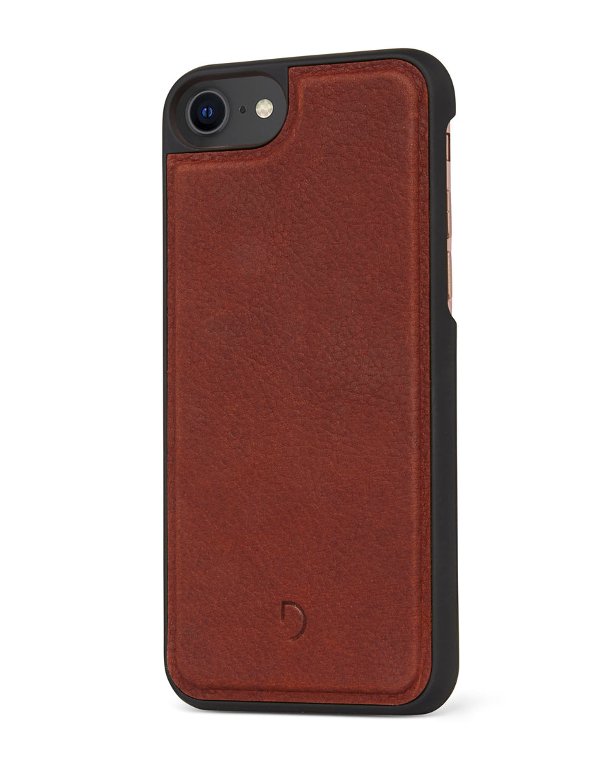 Detachable Wallet Brown - iPhone 7-Detachable Wallet-Decoded Bags