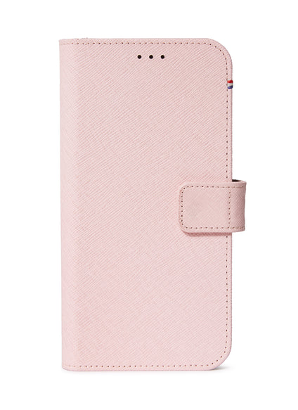 Detachable Wallet Silver Pink - iPhone 12
