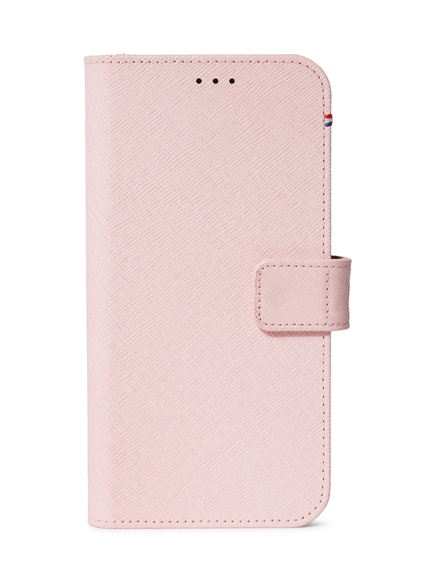 Detachable Wallet Silver Pink - iPhone 12 Mini