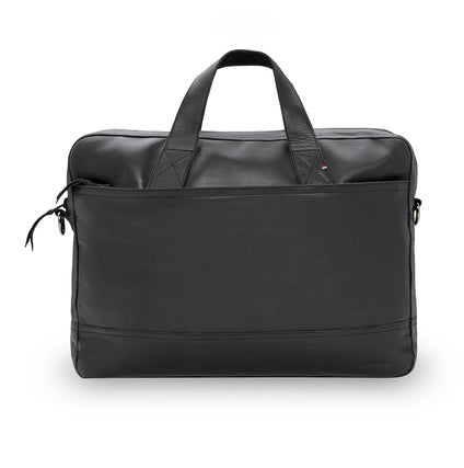 Messenger Bag Black - Briefcase 16