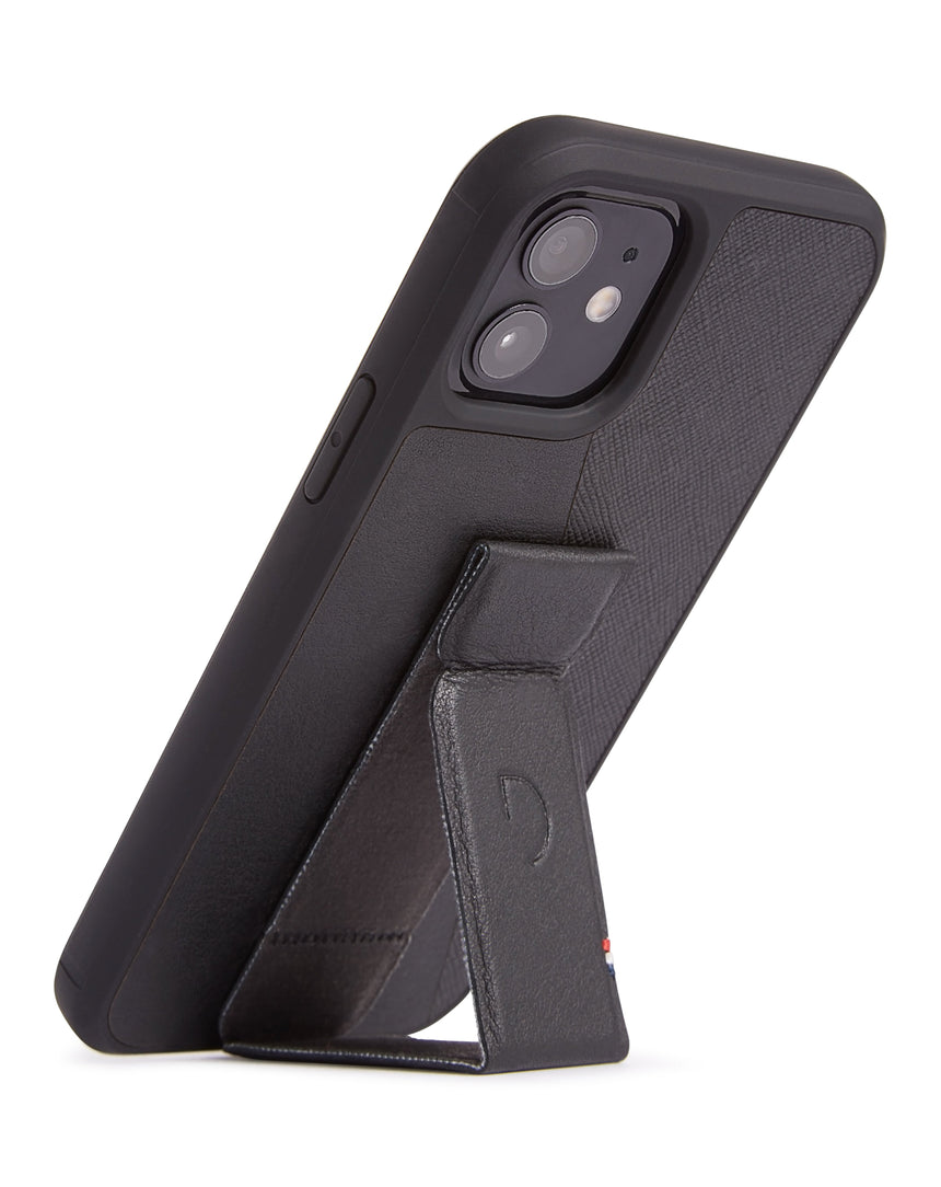 Stand Case Split Black - iPhone 12